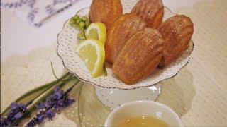 檸檬瑪德蓮 Lemon Madeleine | 愛料理 X 甜點王子施易男