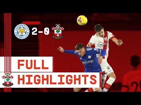HIGHLIGHTS: Leicester City 2-0 Southampton | Premier League