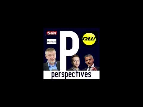 Perspectives Show 8 (Featuring an Interview with Dave Nellist)