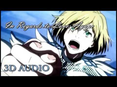 【3D AUDIO】In Regards to Love: Agape (Yuri!!! On ICE)