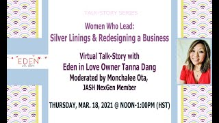 Women Who Lead: Silver Linings & Redesigning a Business