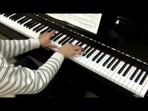 ABRSM Piano 2011-2012 Grade 7 B:3 B3 Turina Op.56 No.6 Conchita Dreams Slow 3