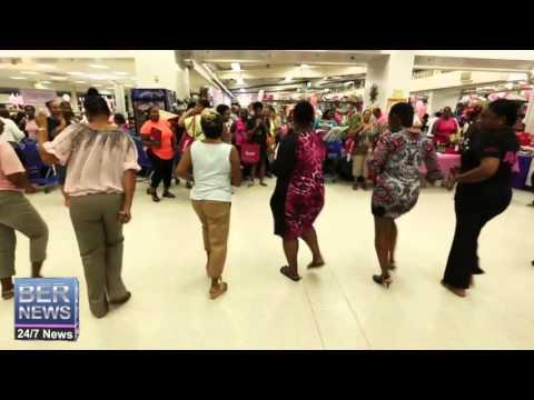 Gorham's Think Pink Shoppers Dance, October 6 2015