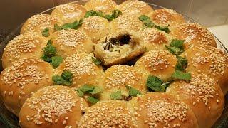 سحور رمضان خلية النحل وصفه رائعه انصحكم تجربوها عشاء سريع معجنات سريعه فطائر جبن