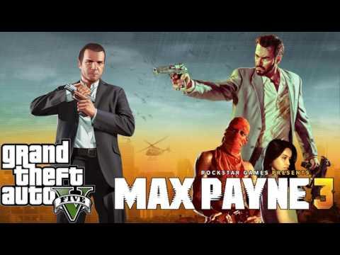 GTA 5: Pause Menu + Max Payne 3: Panama (Music Combined)