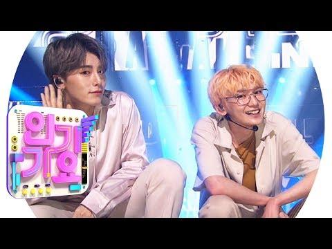 JBJ95 – AWAKE @인기가요 Inkigayo 20190331