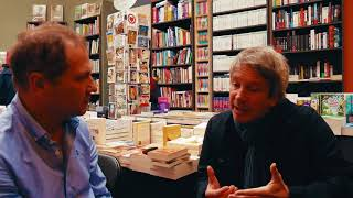 Eric VUILLARD à la Librairie La Licorne