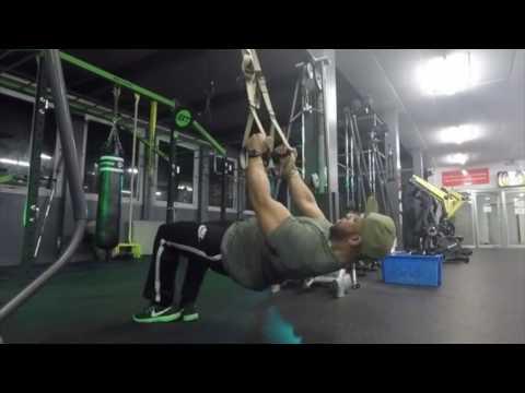 TRX Freestyle Friday | TRX Inverted Row & TRX Bicep Curl
