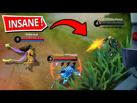 *INSANE* BEST GRANGER OUTPLAYS EVER!! - Mobile Legends Funny Fails And WTF Moments!