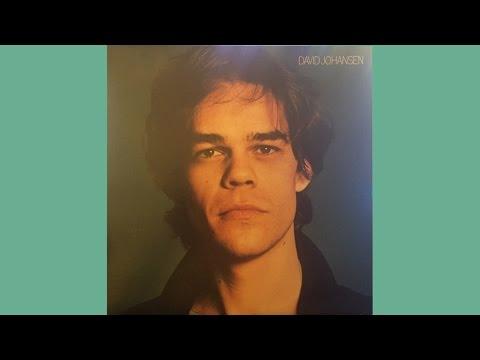 David Johansen  David Johansen full album VINYL