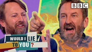 David SHREDS Lee Mack's terrible confession! | Would I Lie To You - BBC