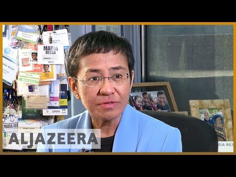 🇵🇭Philippines journalist charged with tax evasion l Al Jazeera English Mp3