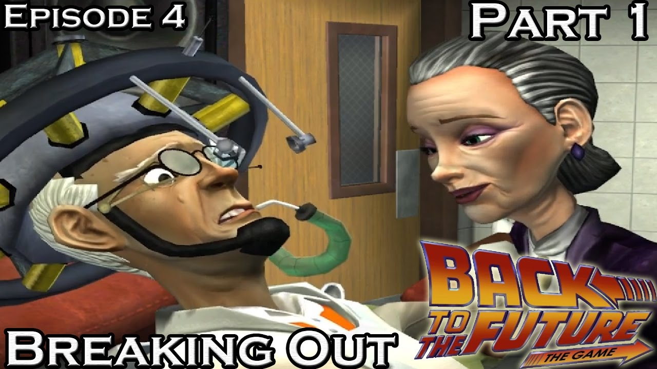 Back to the Future The Game Episode 1 - Part 1 HD Gameplay ...
