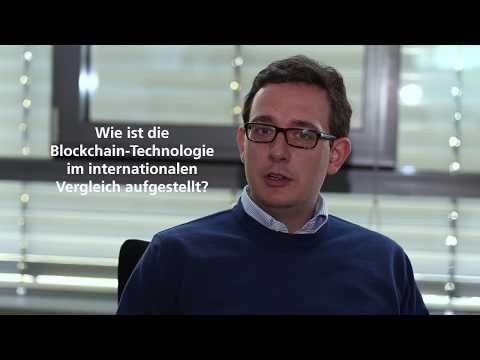 Prof. Dr. Philipp Sandner zu dem neuen Blockchain Center an der Frankfurt School