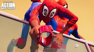 """SPIDER-MAN: INTO THE SPIDER-VERSE (2018) 