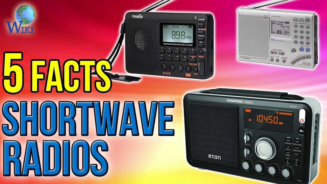 Top 10 Shortwave Radios of 2019 | Video Review