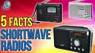 Shortwave Radios: 5 Fast Facts