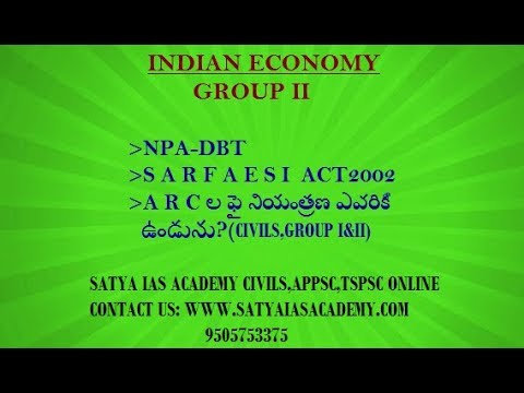 INDIAN ECONOMY GROUP-II CLASS-36