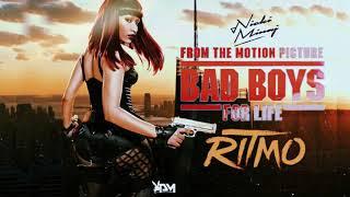 The Black Eyed Peas, J Balvin ft. Nicki Minaj - RITMO (Bad Boys For Life)(MASHUP)