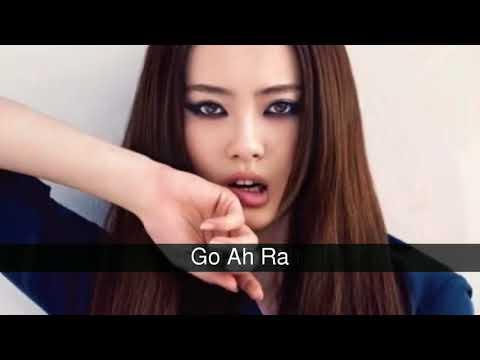 Las actrices coreanas más bellas