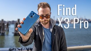 Oppo Find X3 Pro Real-World Test (Camera Comparison, Battery Test, & Vlog)
