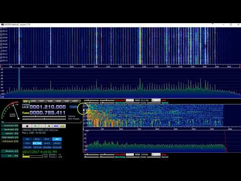 Wideband spectrum recordings with RTL-SDR - The RadioBoard