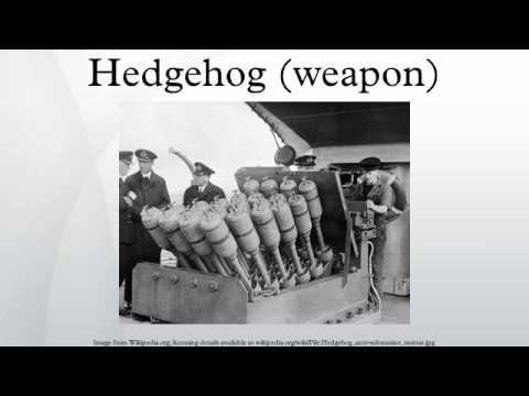 Hedgehog (weapon)