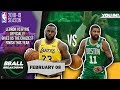 LeBron Vs Kyrie Gives Us The Craziest NBA Finish This Year