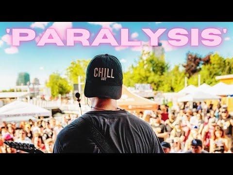 FALSET  Paralysis  Music  @ Vans Warped Tour 18