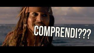 Comprendi??? || Compilation Pirati Dei Caraibi 1-2-3-4