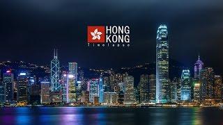 HONG KONG timelapse 4K thumbnail