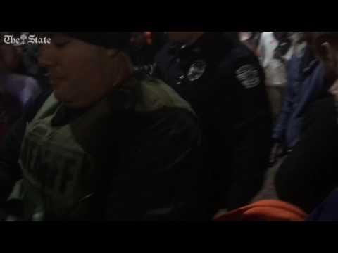Clemson fans arrested after national championship game
