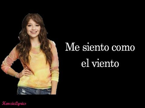 Soy Luna - I've Got a Feeling //Lyrics//