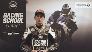 Racing School Europe  - We ride wet or dry