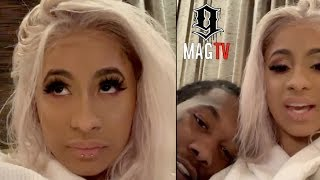 Cardi B &amp Offset Debate Over Kulture&#39s 1st Birthday Party!