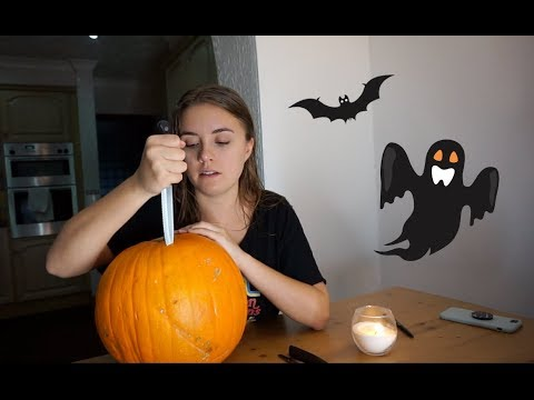 How to Carve a Pumpkin | Canadian Living in England