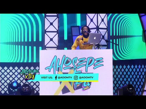 Ahosepe Xtra with Sister Sandy on Adom TV (25-4-21)