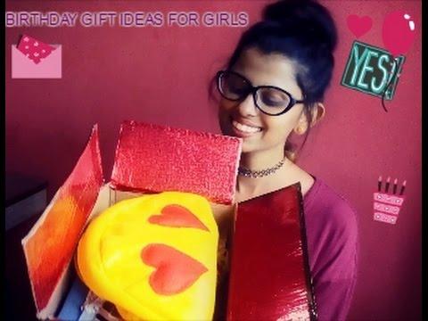Birthday Gift Ideas For Girls