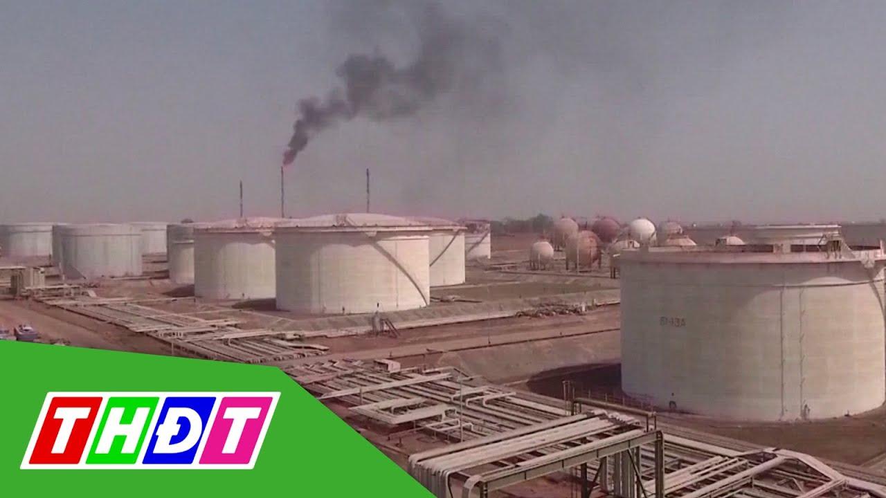 Lần đầu tiên trong lịch sử, giá dầu thế giới rơi xuống mức âm | THDT