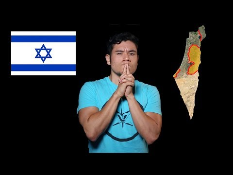 Geography Now! ISRAEL