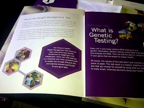 Inherent Health Genetics Test and the Optimal Health 90 Day Challenge
