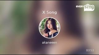 [everysing] X Song