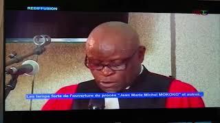 Le Procès du Général Jean Marie Michel Mokoko Part. 1