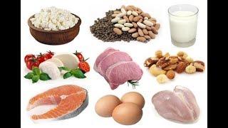 Фото Как белок помогает похудеть