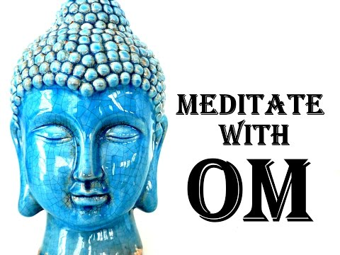 GUIDED MEDITATION WITH OM