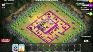 Clash of Clans - Level 44 Kalt wie Eis - Magier - WIZARD Cold as ICE
