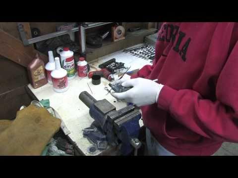 Trans & Clutch 6 - Bench Bleeding the Clutch