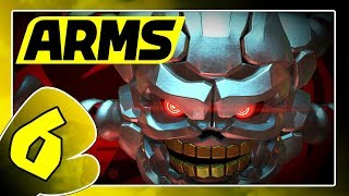 ARMS Part 6: Grand Prix mit Master Mummy - Stufe 4 - Kämpfe 9-Finale