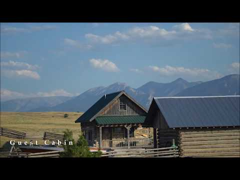 Livingston Montana Ranch For Sale - 223 Horse Thief Trail