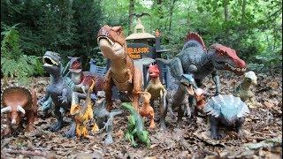 Jurassic World Fallen Kingdom Toy Collection